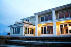 Brick Waterfront Residence